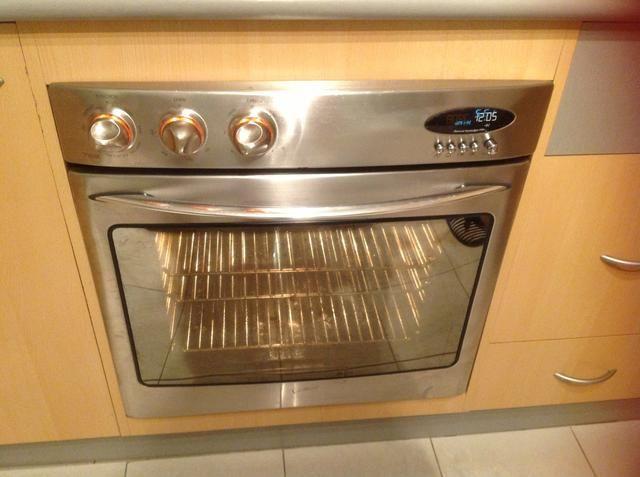 Caliente el horno a 160 grados Pre.