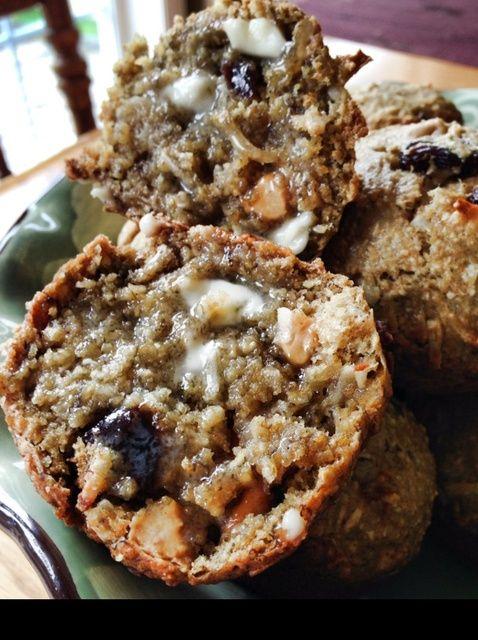 Cómo hacer Muffins de banana! ¡Sin gluten! Receta