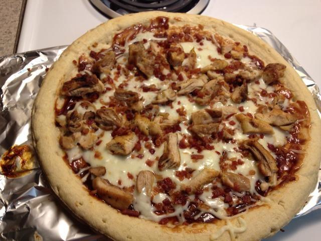 aquí's the Pizza!