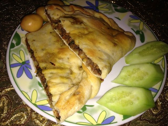Cómo hacer Rollo de carne de vaca (Hawawshi egipcia) Receta