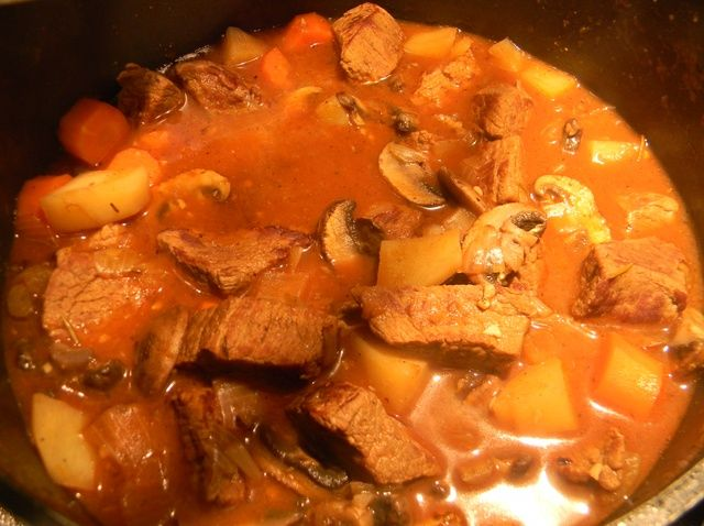 Cómo hacer Beef Stew Receta