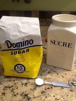 1/2 cucharadita de azúcar
