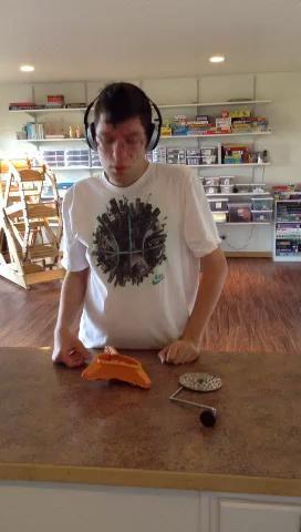 Armar la amoladora