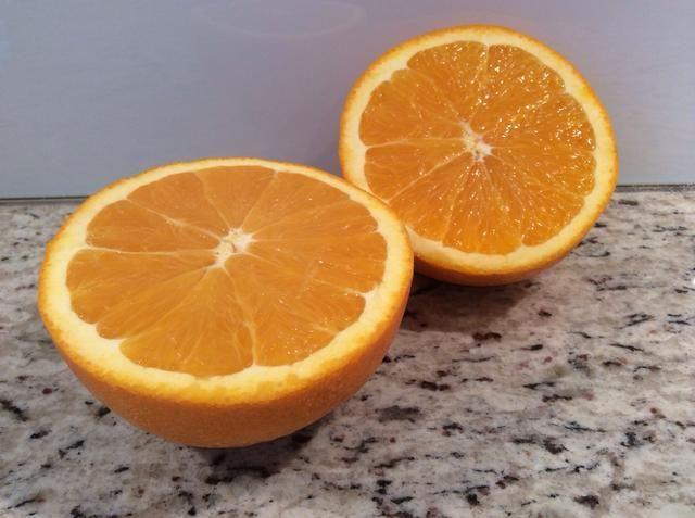 Orange (1/3 de taza de jugo de naranja)
