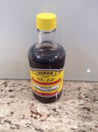 Extracto de vainilla (1/4 cucharadita)