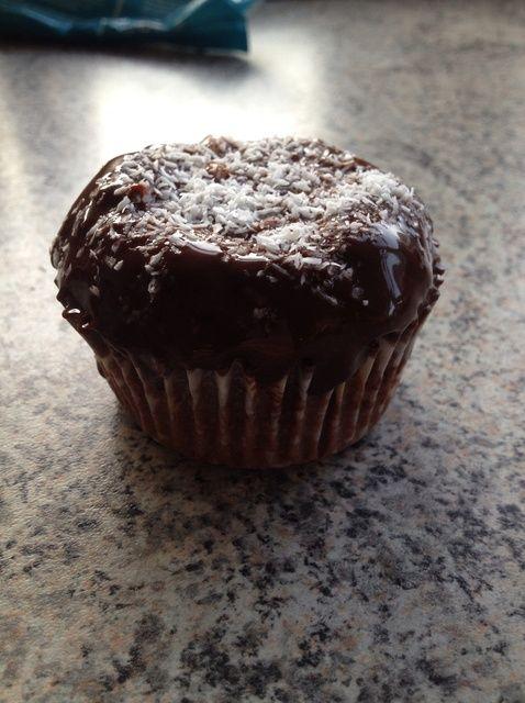 Cómo hacer Bounty Cupcakes Receta
