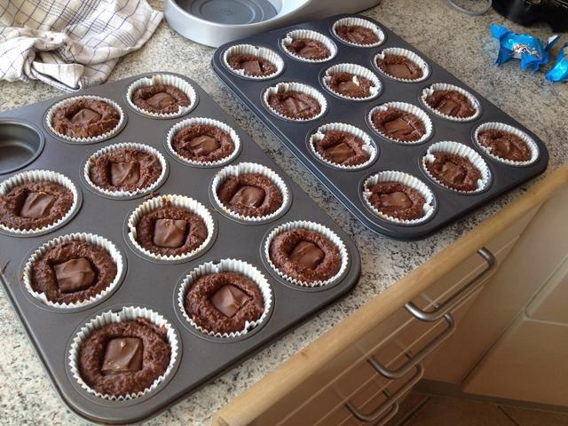 Conecte una recompensa en cada cupcake