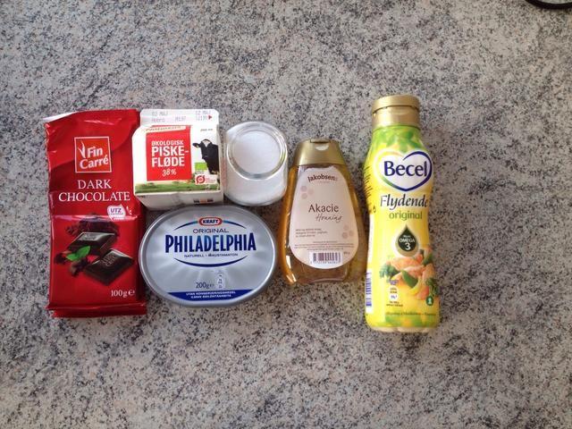 Ingrediens para el esmalte
