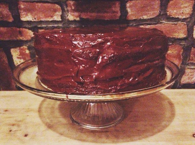 Cómo hacer Bourbon alemán receta de la torta de chocolate