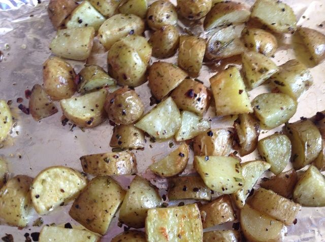 Cómo hacer desayuno Home Fries Receta