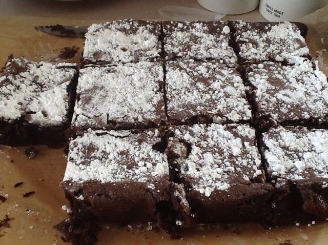 Cómo hacer Brownies Perfecto para unas vacaciones divertidas Receta