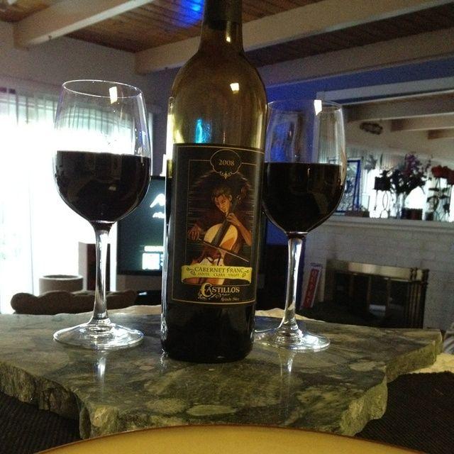 Tómese un descanso y tomar una copa de vino o dos!