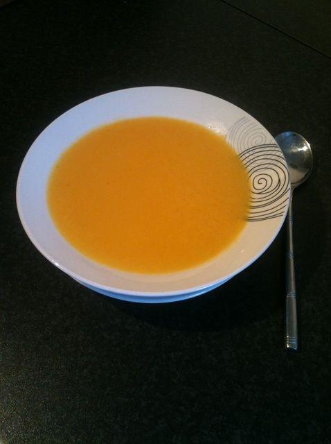 Cómo hacer sopa de verduras Presupuesto Receta