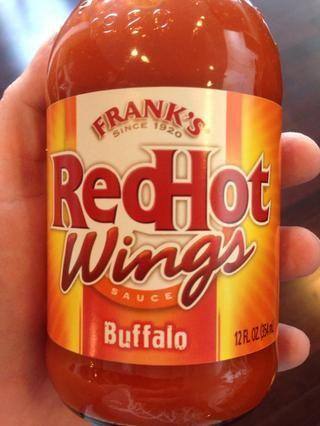 Asegúrese de que utiliza una buena salsa caliente de la calidad, la salsa de ala es una buena opción.
