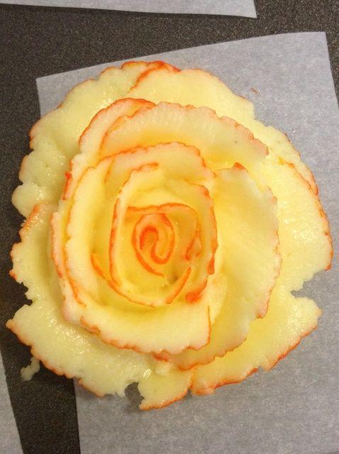 Cómo hacer Buttercream Rosas Receta