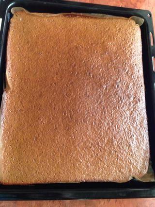 Verter en un molde engrasado y hornear 30-40 minutos, hasta que al insertar un palillo en él, éste salga limpio