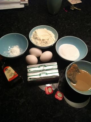 Prepare sus ingredientes!