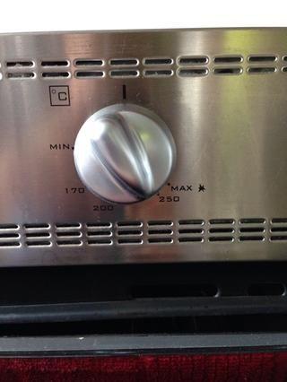 Precaliente el horno a 230C (440F)