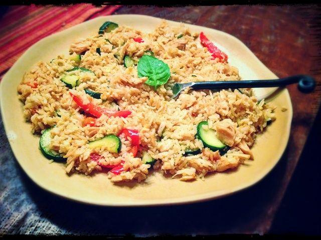 Cómo hacer la receta de pollo frito arroz