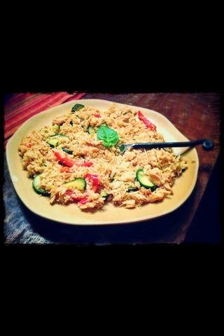 Servir, comer y disfrutar! Mmmm ... delicioso !!!