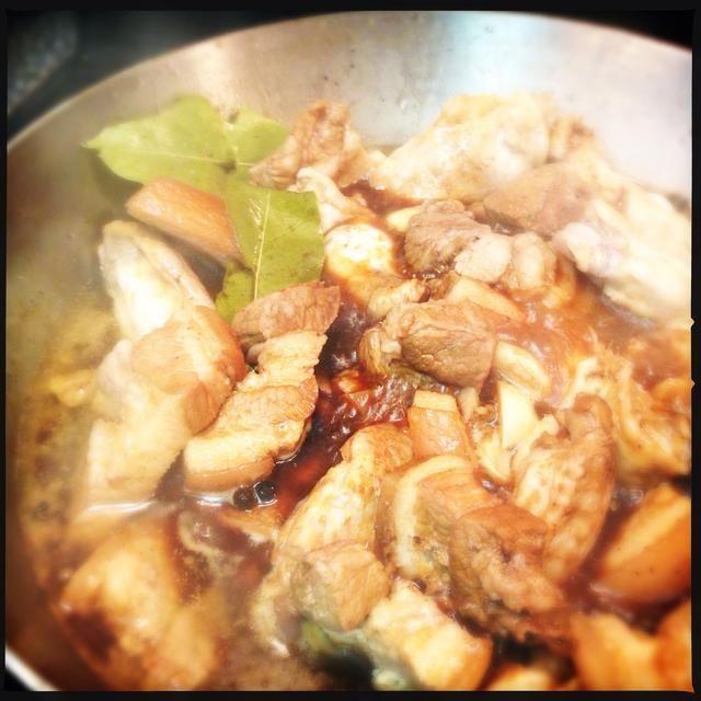 Cocine a fuego lento a fuego lento @ 30 minutos cubiertos