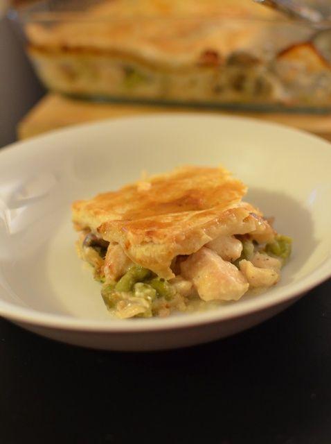 Cómo hacer pollo cazuela Receta