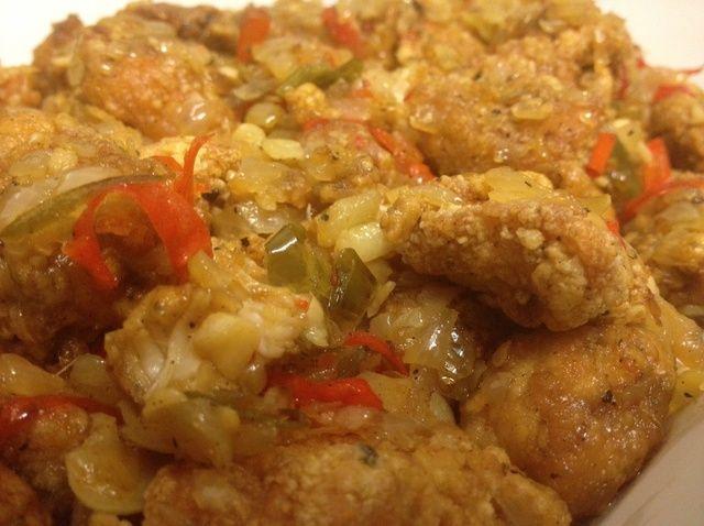 Cómo hacer de China la sal N Pepper Piezas de pollo Receta