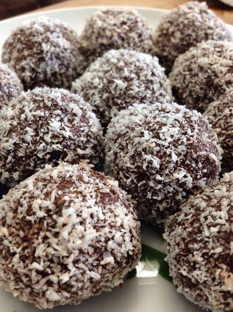 Cómo hacer chocolate y trufas Fecha Receta