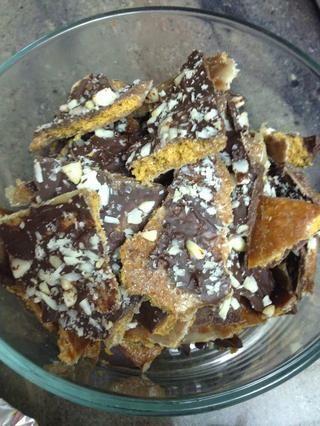 También conocido como las galletas de crack!