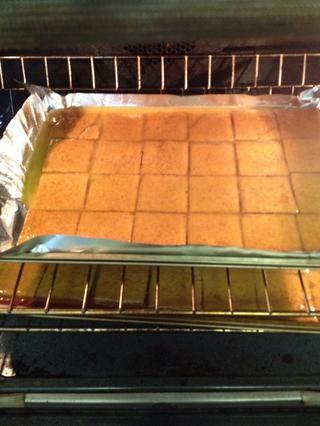 Hornear en el horno durante 10 minutos.
