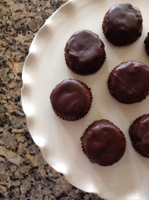 Cómo hacer bombas de chocolate Receta