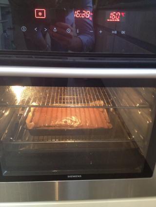 ¡A mitad de camino! Cocina debe oler bien por ahora!