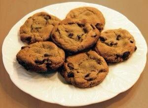 Ahora disfrutar de sus deliciosas galletas. ??????