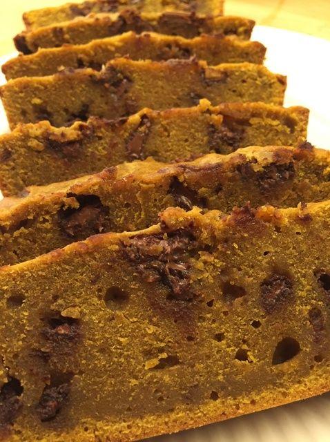 Cómo hacer con trozos de chocolate calabaza Receta del pan