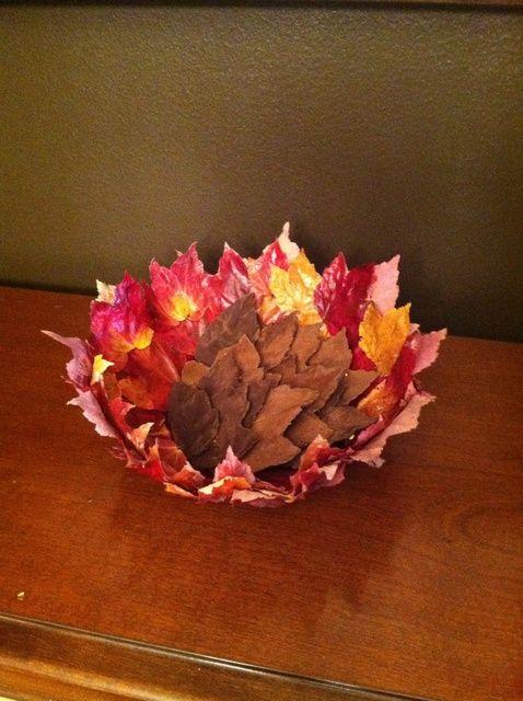 Fotografía - Cómo hacer hojas de chocolate