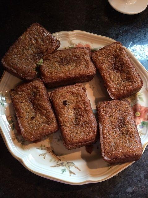 Cómo hacer chocolate calabacín Receta del pan