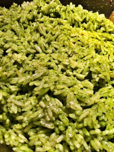 Cómo hacer la receta de Cilantro Lime Rice