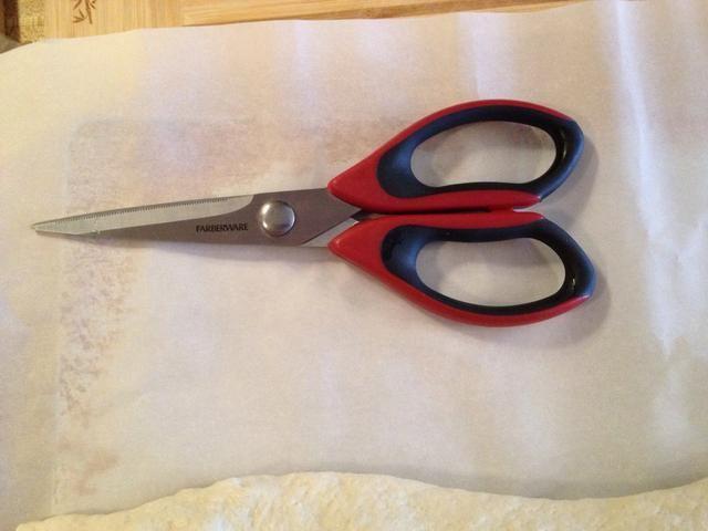 Obtener tijeras de cocina