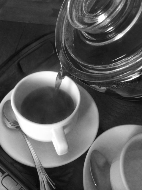Cómo hacer café - Receta Old School