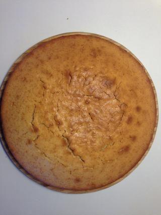 Cocine hasta que se pone el color marrón en la parte superior