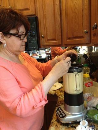 Añadir 1 cucharada de extracto de vainilla