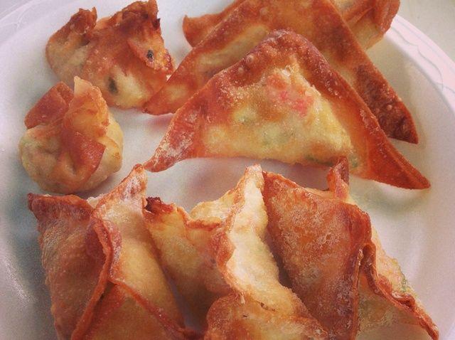 Cómo hacer Cangrejo Ragoon Receta