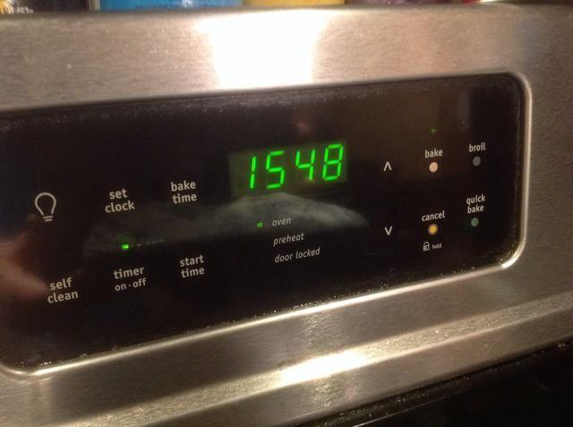 Ajuste el temporizador de 14-19 minutos.