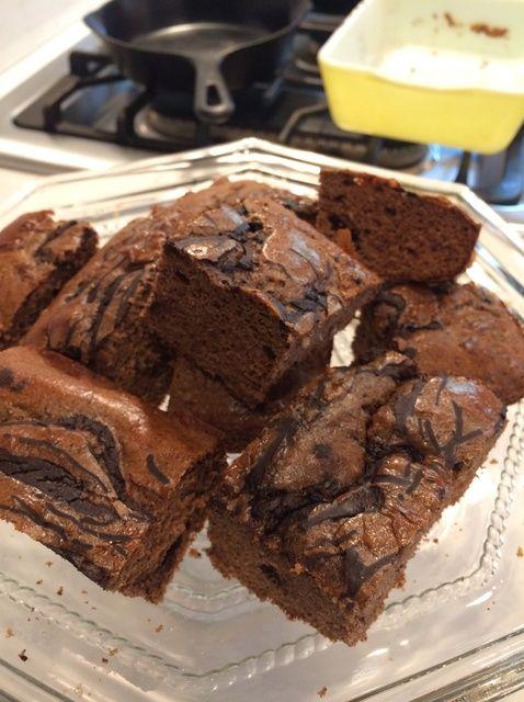 Cómo hacer Proteína Dark Chocolate Brownies Receta