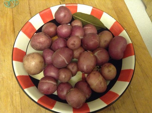 Patatas al Vapor
