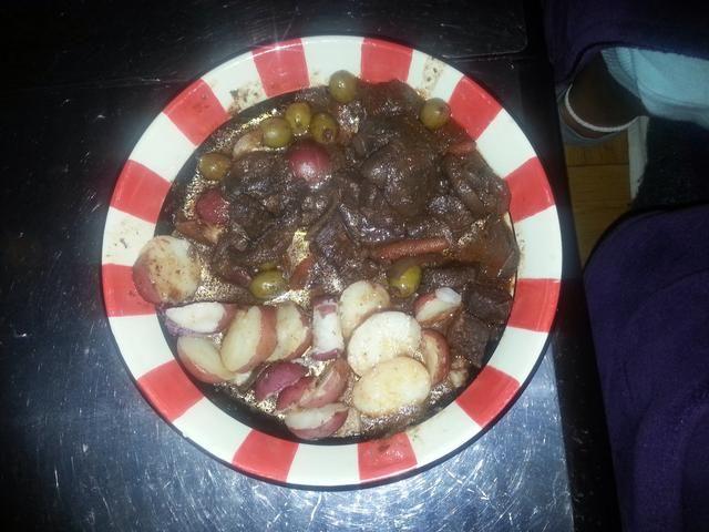 Este plato es típico de la Provenza, un