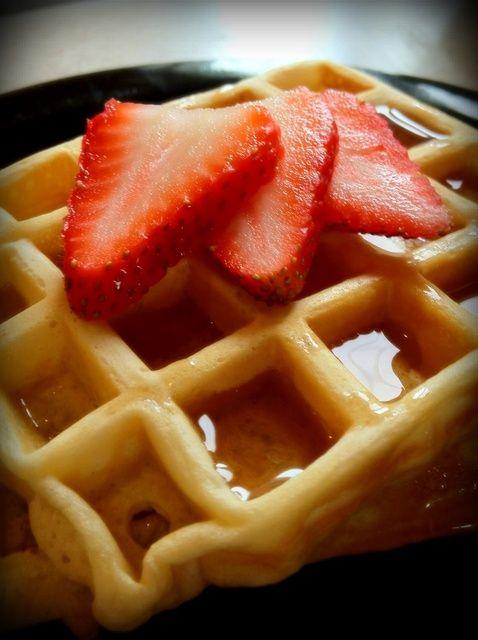 Cómo hacer delicioso Buttermilk Waffles De Receta de Scratch