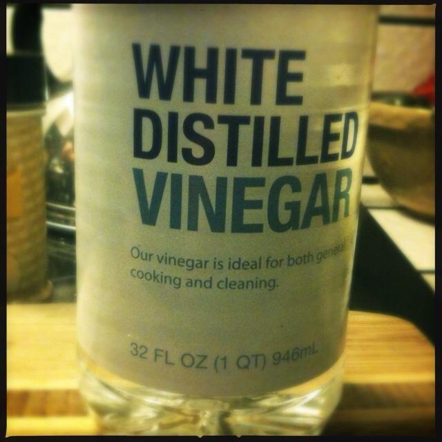 Añadir en vinagre.