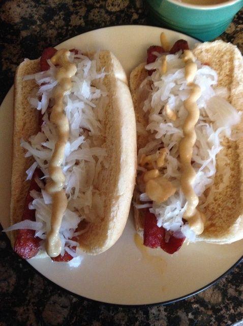 Cómo hacer deliciosos Hot Dogs! Receta