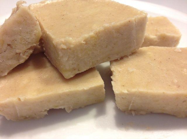 Cómo hacer delicioso arce plátano Fudge (Se's Healthy!) Recipe